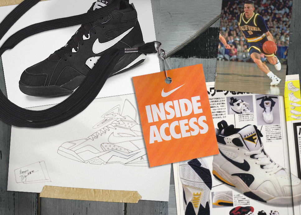 Inside Access 1992's Nike Air Maestro Flight I 1