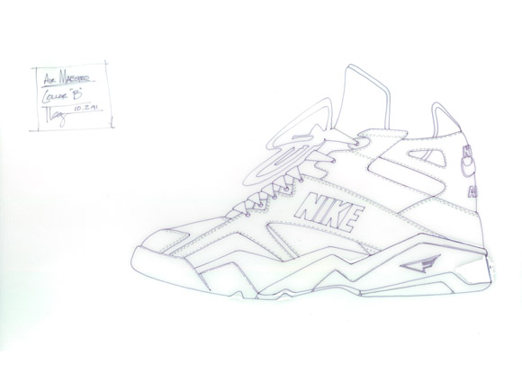 Inside Access 1992's Nike Air Maestro Flight I 7