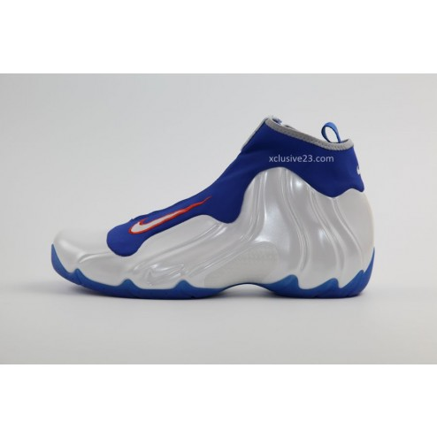 Nike Air Flightposite 2014 'Knicks' – Detailed Images 1