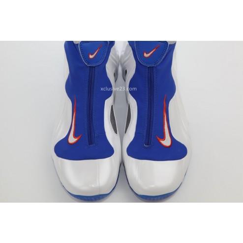 Nike Air Flightposite 2014 'Knicks' - Detailed Images 3