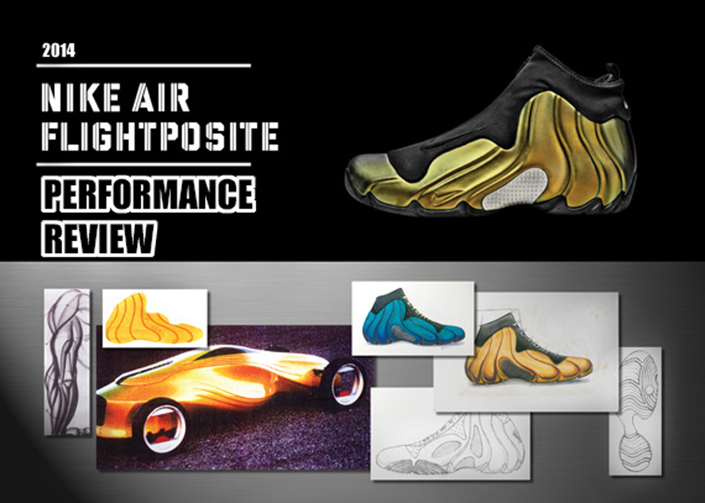 Nike Air Flightposite 2014 Performance Review Main