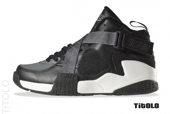 Nike Air Raid Black Flint Grey – White – Available Now 1