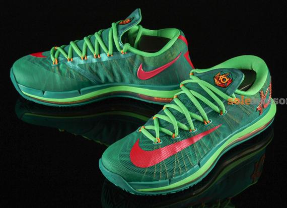 Nike KD VI Elite 'Turbo Green' – Detailed Look 1