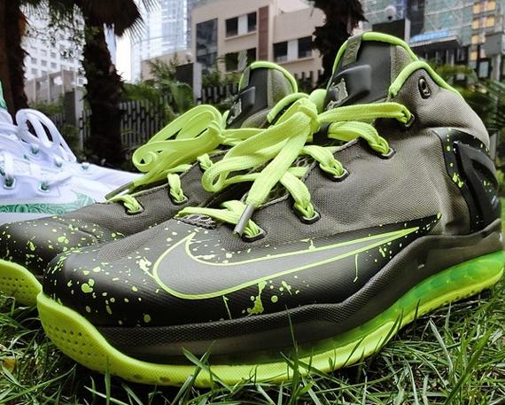 Nike LeBron 11 Low 'Dunkman' – Detailed Look + Release Info 1