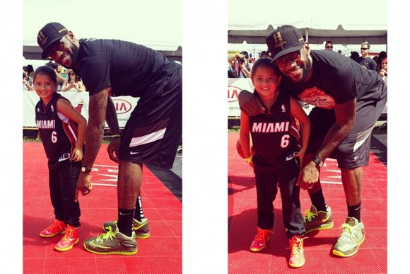 Nike LeBron 11 Low – On Feet