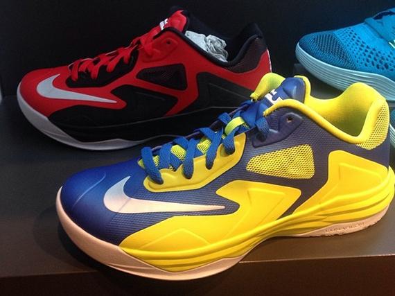 Nike LeBron ST III – First Look 1