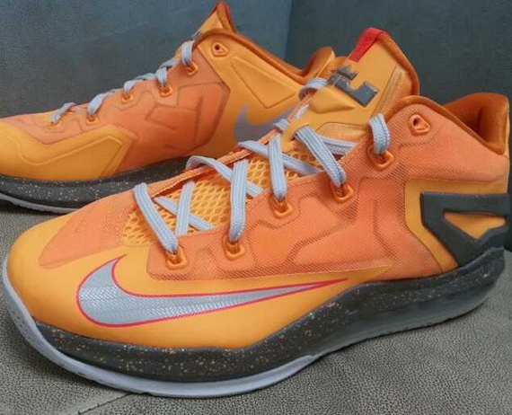 Nike LeBron XI Low 'Floridians' – First Look 1