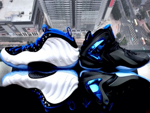 Nike Lil' Penny Posite 'Orlando: Shooting Stars' - Detailed Look + On Foot 11
