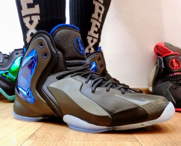 Nike Lil' Penny Posite 'Orlando: Shooting Stars' - Detailed Look + On Foot 2