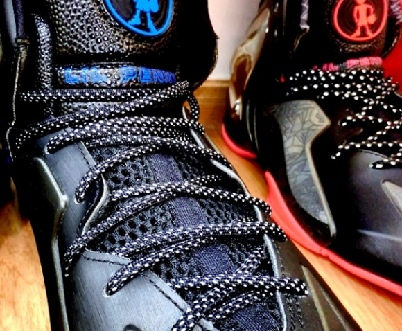 Nike Lil' Penny Posite 'Orlando: Shooting Stars' - Detailed Look + On Foot 5