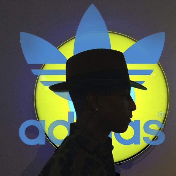 Pharell Adidas -1