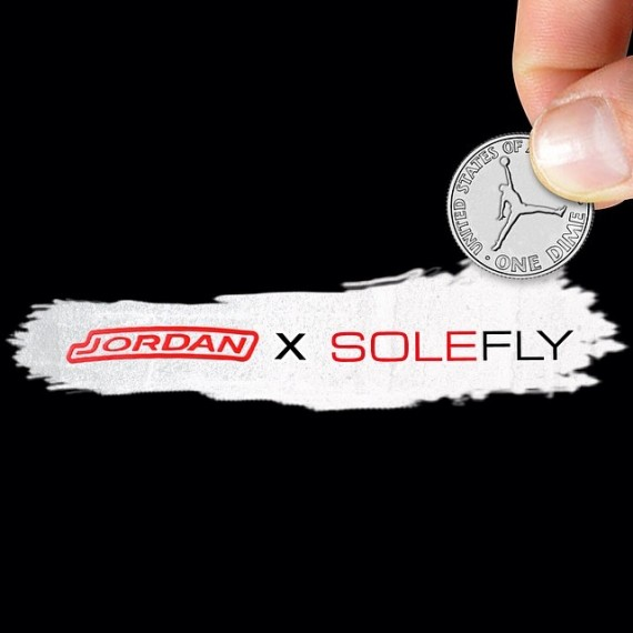 Possible Air Jordan 3 x Solefly Collab? 1