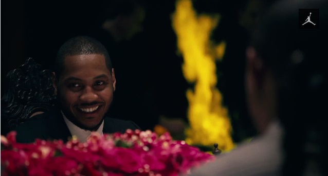 VIDEO Jordan #RiseToTheMoment  A Decade of Moments with Melo