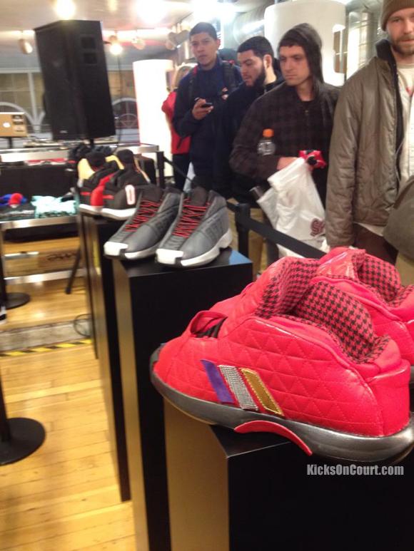 adidas Crazy 1 X Compound Gallery Event Recap  3