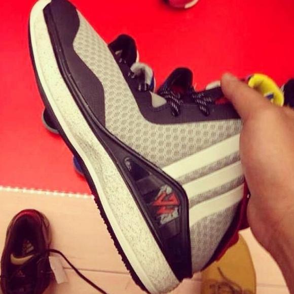 adidas John Wall Signature Sneaker 2