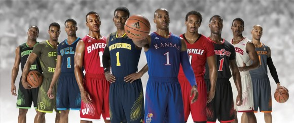 adidas Unveils Made in March Uniform System for NCAA Basketball 1