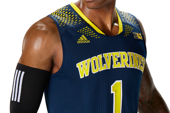 adidas Unveils Made in March Uniform System for NCAA Basketball 7