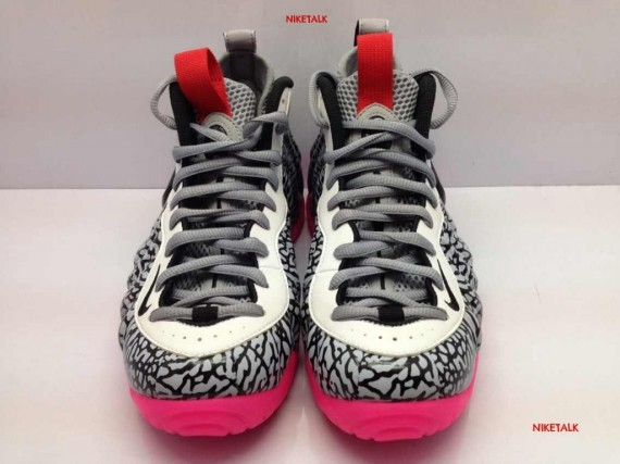 Air Foamposite One? Habanero Red? Request