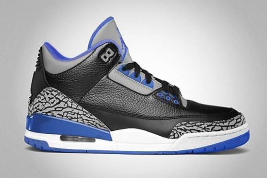 sport blue air jordan 3 release date