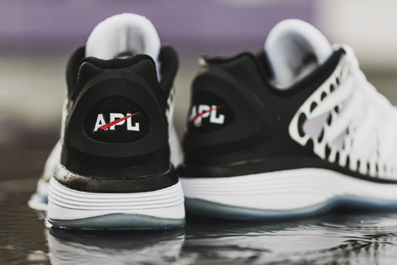 APL Vision Low White Black - Up Close & Personal 4