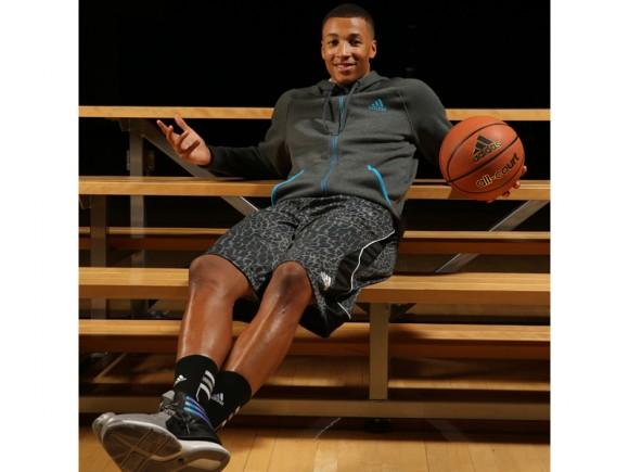 Adidas Signs Draft Prospect Dante Exum