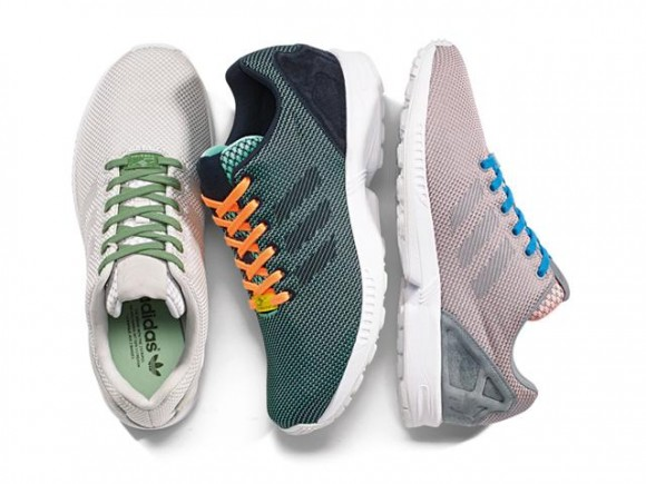 Adidas ZX Flux Weave Pack 1
