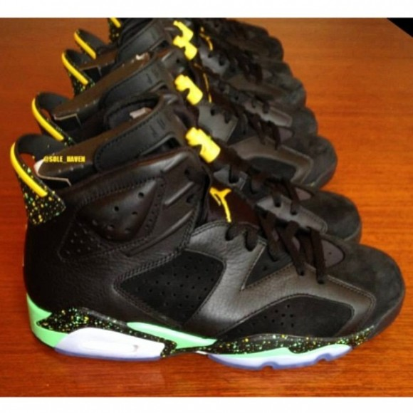 Air Jordan 6 'Brazil Pack' - Another Look 1