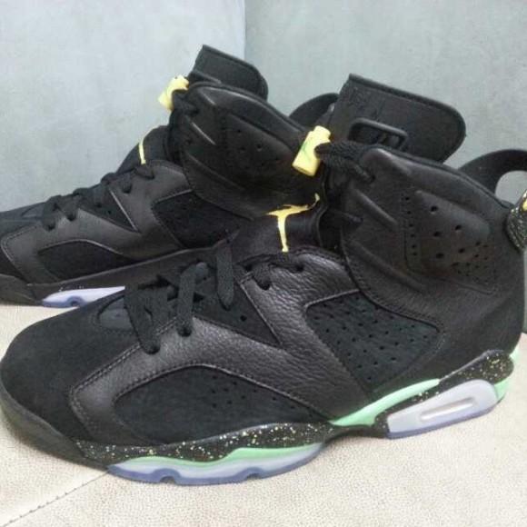 Air Jordan 6 'Venom Green' – First Look 1