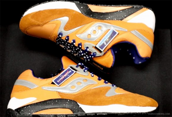 Extra Butter x Saucony Grid 9000 'ACES' – Teaser Video