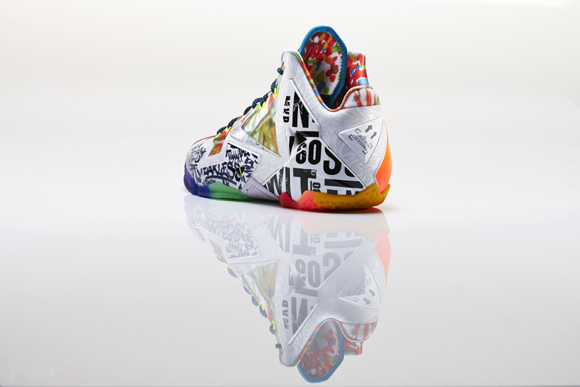 Inside Access Nike 'What The' Series Continues with the KD 6 & LeBron 11 4
