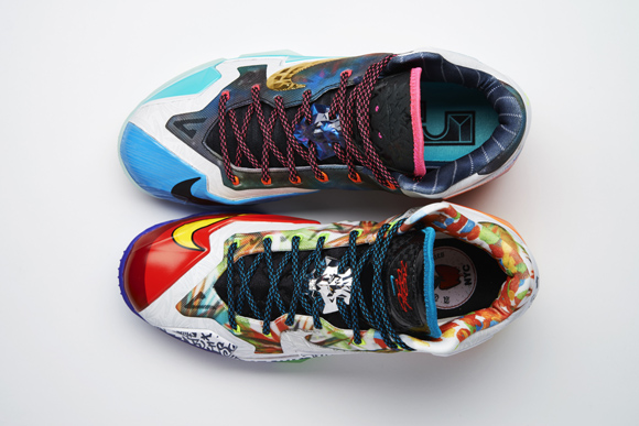 Inside Access Nike 'What The' Series Continues with the KD 6 & LeBron 11 8