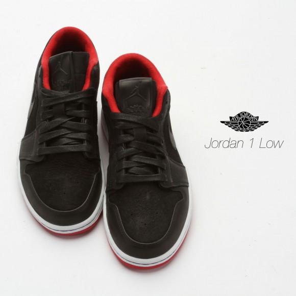 Jordan 1 low –2