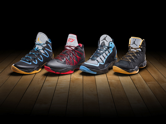 Jordan Brand Playoff Pack 2014 1