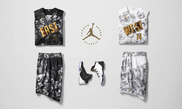 Jordan Brand Unveils the 2014 Jordan Brand Classic Collection 1