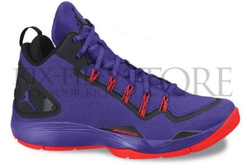 Jordan Super.Fly 2 PO Dark Concord: Infrared 23