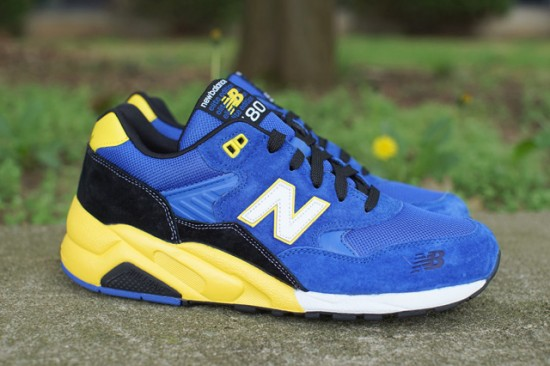 New Balance 580 (Blue:Yellow) 1