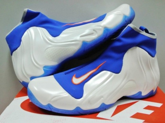 "Nike Air Flightposite One ""Knicks"" – Release Date 1"