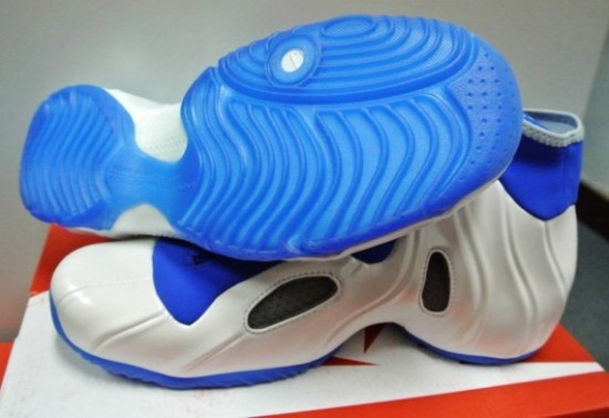"Nike Air Flightposite One ""Knicks"" – Release Date 5"