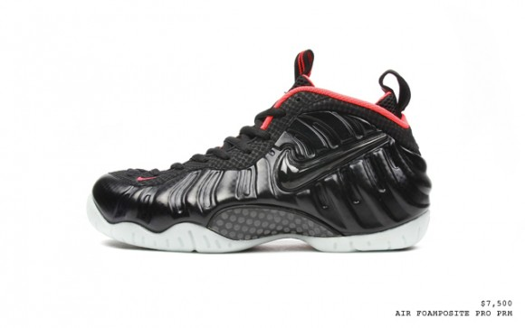 Nike Air Foamposite Pro 'Solar Red' – New Images 1