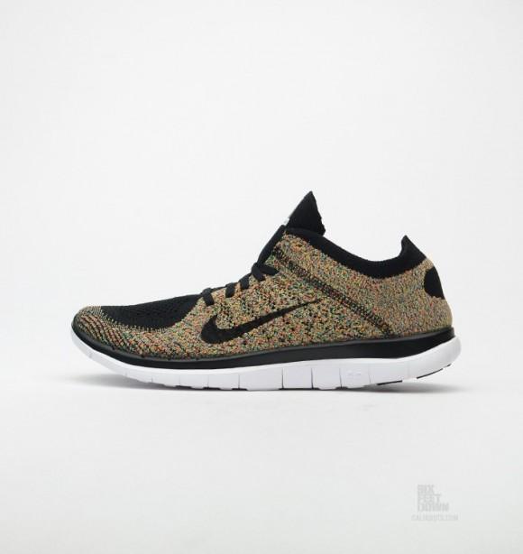 Nike Free 4.0 Flyknit Multicolor – Detailed Look-6
