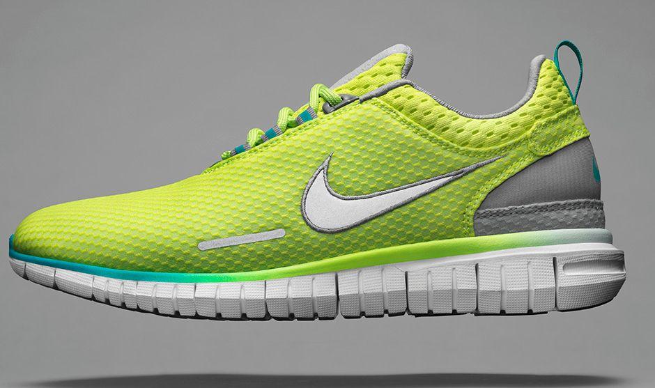 Nike Free 5.0 Breathe - Detailed Look +
