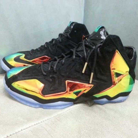 Nike LeBron 11 EXT 'King's Crown' - Detailed Look 6