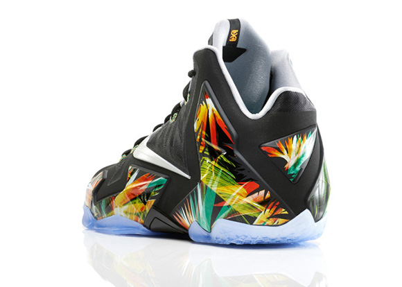 Nike LeBron 11 Everglades – Confirmed Release Date 3