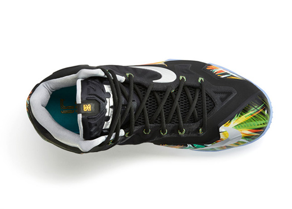 Nike LeBron 11 Everglades – Confirmed Release Date 5
