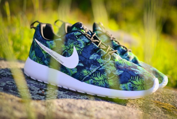 Nike Roshe Run 'Green Palm Trees' – First Look 1