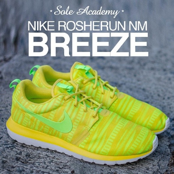 Nike Roshe Run NM 'Breeze' – First Look 1