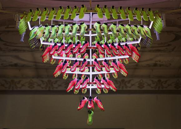 Nike Showcases 2014 Football Innovations 2