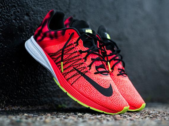 Nike Zoom Streak 5 'Laser Crimson' 1
