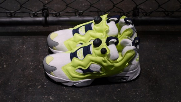 Reebok Insta Pump Fury OG 'Jackie Chan' - First Look 2