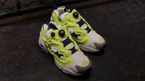 Reebok Insta Pump Fury OG 'Jackie Chan' - First Look